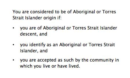 Form design: The link 'What 'Aboriginal or Torres Strait Islander origin' means' should open a window with this information.
