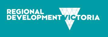 Regional Development Victoria logo
