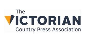 The Victoria Country Press Association Logo