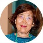 Ai Yun Liu, VMC Multicultural Meritorious Award 2018 recipient
