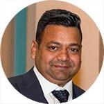 Aloke Kumar, VMC Multicultural Meritorious Award 2018 recipient