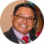 Bom Yonzon, VMC Meritorious Service Award 2018 recipient