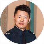 Kenny Lin, 2018 Award winner of the VMC Police Multicultural Media Award