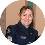Senior Sergeant Marilyn Ross APM