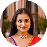 Preeti Daga, VMC Emerging Leadership Multicultural Award 2018 recipient