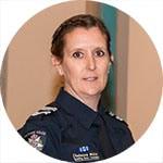 Senior Constable Rebecca Millin - 2018 recipient of the Multicultural Police Award