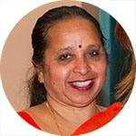 Uma Vijai, VMC Multicultural Meritorious Service Award 2018 recipient