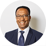 Victorian Multicultural Commissioner - Sisay Dinku