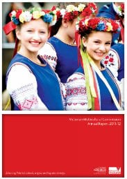 Victorian Multicultural Commission - Annual Report 2011 - 2012