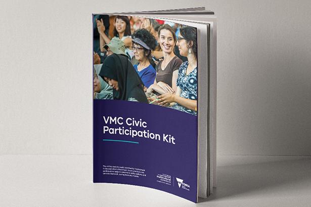 VMC Civic Participation Kit Cover