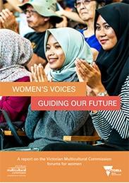 VMC Report: Women's Voices Guiding our Future