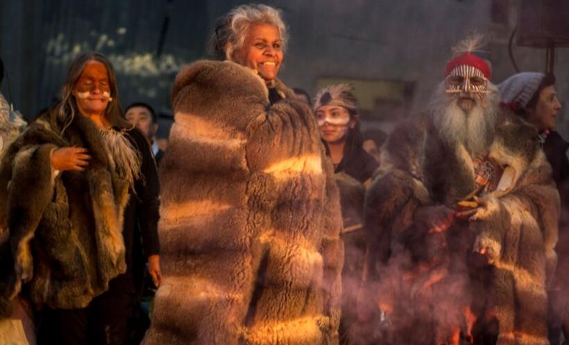 Aboriginal ceremony