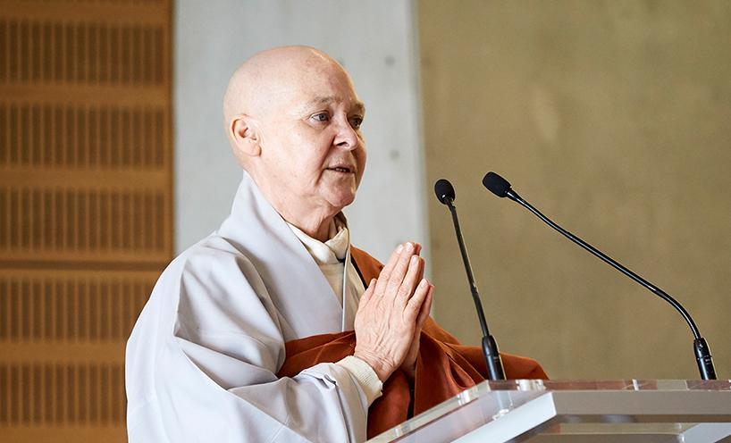 Venerable Chi Kwang Sunim