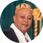 Fathi Abdulkadir - Meritorious Service Award recipient