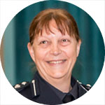 Inspector Jackie Poida - Police Annual Multicultural Award recipient