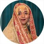 Maria Ibrahim - Meritorious Service Award recipient