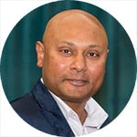 Mohammed Shabbir Alam - Meritorious Service Award recipient