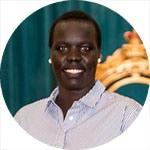 Nyadol Nyuon - Premier's Award recipient