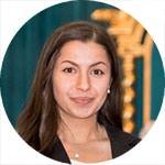 Selin-Deniz Arpaci - Youth Award recipient