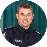 Leading Senior Constable Dean Lloyd - Police Annual Multicultural Award recipient
