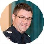 Senior Constable Paul Guy - Police Annual Multicultural Award recipient