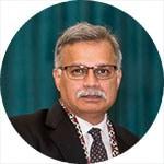 Sohail Yamin - Meritorious Service Award recipient
