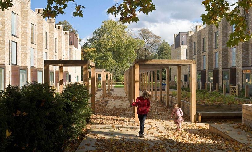 Accordia, UK, Architect: Feilden Clegg Bradley Studios, Maccreanor Lavington & Alison Brooks, Landscape Architects: Grant Associates, Photographer: Tim Crocker