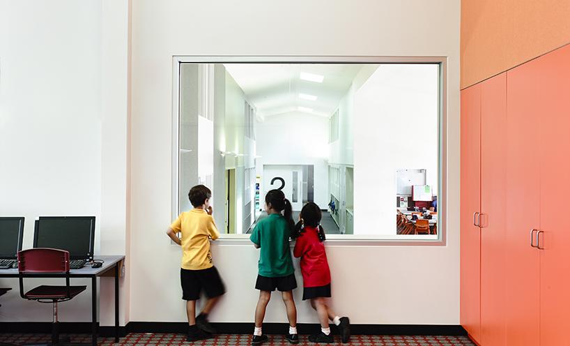 Birralee Primary School, Architect: Kerstin Thompson Architects, Photographer: Derek Swalwell