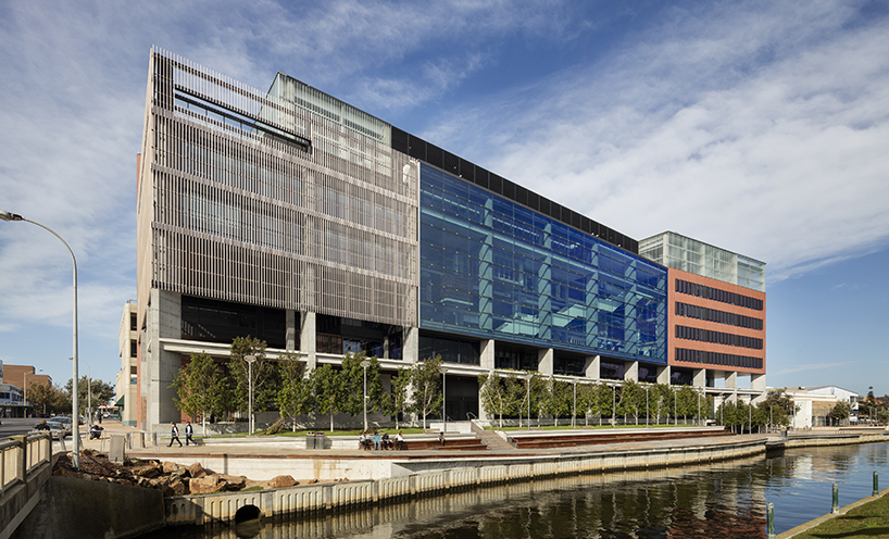 East Water Headquarters, Architect: BVN, Landscape Architects: TCL, Photographer: John Gollings