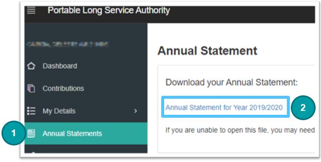 Worker portal login