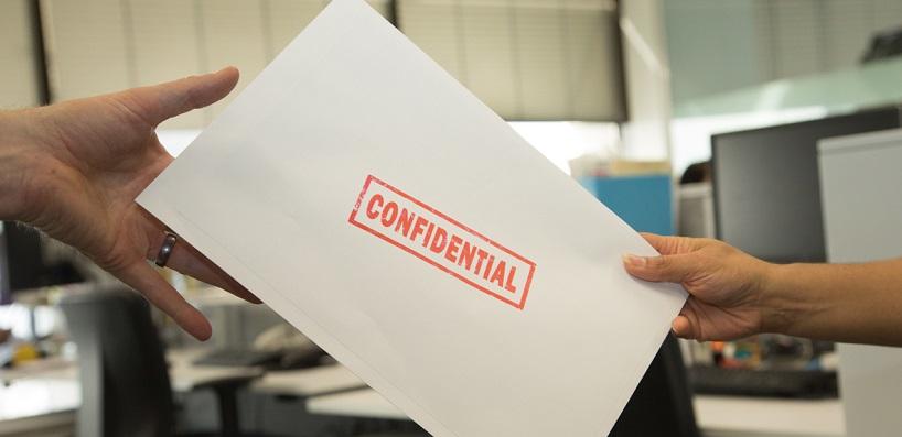 LGI confidential letter