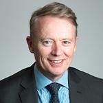 Photograph of CSV CEO