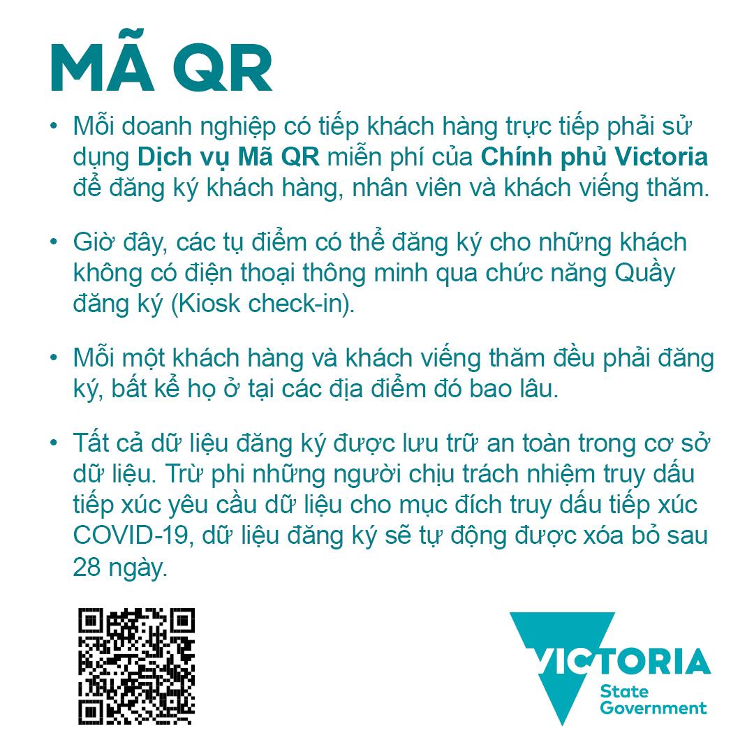 MÃ QR  QR codes (Vietnamese)