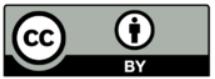 Creative Commons attribution 4.0 (international licence)