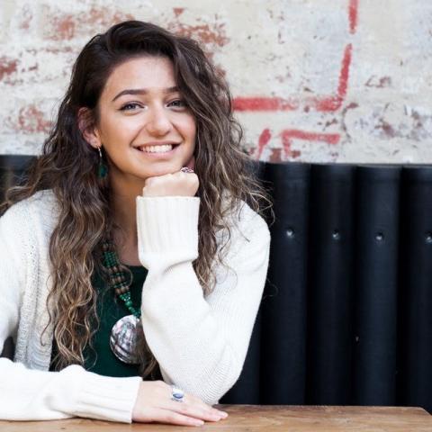 Photo of recipient smiling